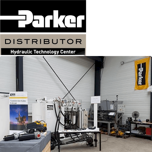 Centre technique de référence : Hydraulic Technology Centres Parker